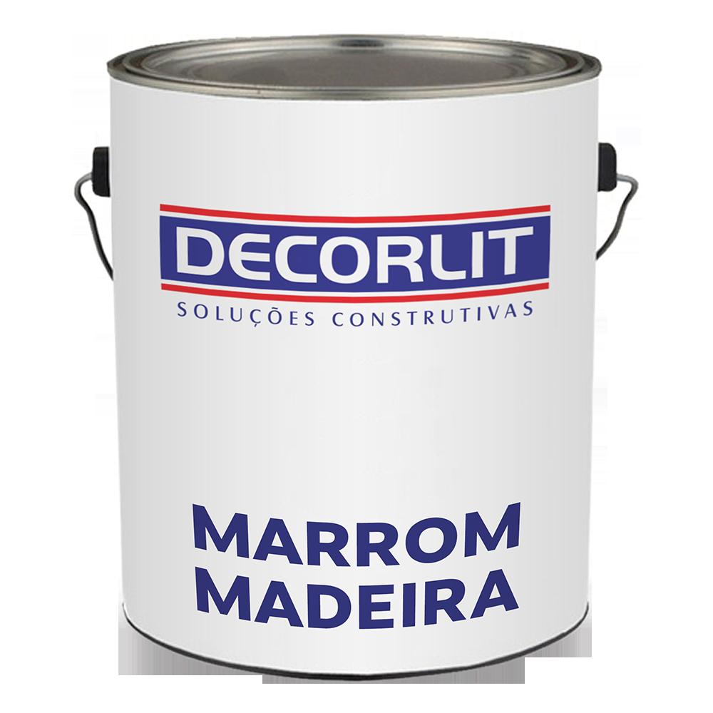 MARROM-MADEIRA
